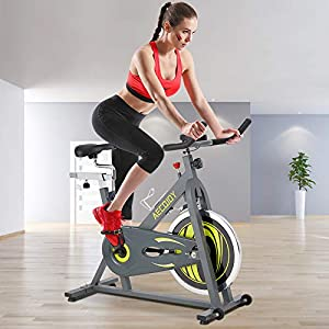 Well-Being-Matters 51OCHNP7g%2BL._SS300_ AECOJOY Cycling Exercise Bike 330 Lbs Weight Capacity, Indoor Cycling Bike Silent Stationary Bike with LCD Monitor…