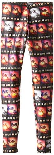 Zara Terez Big Girls' Filters Leggings, Multi, Medium