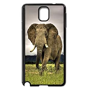 Elephant Samsung Galaxy Note 3 Cell Phone Case Black I0473721