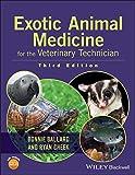 Exotic Animal Medicine For The Veterinary Technician-3Rd Ed.