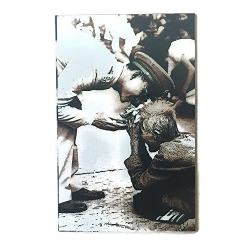 Agility Thailand's King Bhumibol Adulyadej Art 1 Collectible Vintage Photo Fridge Magnet