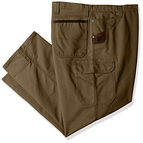 f67a713d Wrangler Men's Big and Tall Riggs Workwear Cool Vantage Ripstop Cargo,  Bark, 48x32 - Buy Online in Oman. | Apparel Products in Oman - See Prices,  ...