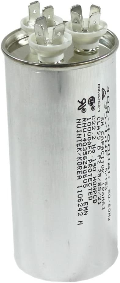 Lg 6120AR2194F Condensador de motor de ventilador de aire ...