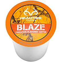 Realtree Blaze Single-Cup Coffee for Keurig K-Cup Brewers 40 Count
