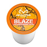 Realtree Blaze Single-Cup Coffee for Keurig K-Cup Brewers 40 Count Review