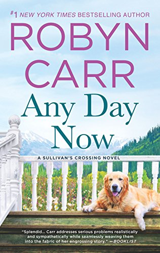 Books : Any Day Now (Sullivan's Crossing)