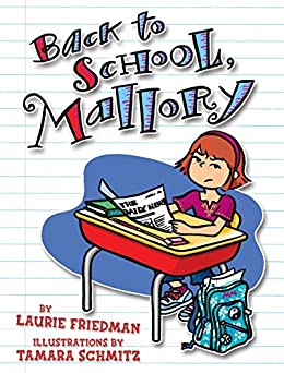 Back School Mallory Laurie Friedman ebook product image