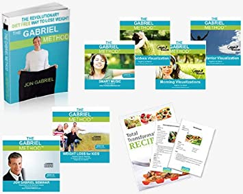 Amazon com: The Gabriel Method -Total Transformation Package: Health