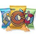 Squeaky Pops Chickpea Chips, Non-GMO, Gluten Free, Healthy Snacks