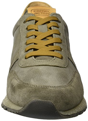 Camel Active Earth 12, Sneakers Basses Homme Gris (Dune)