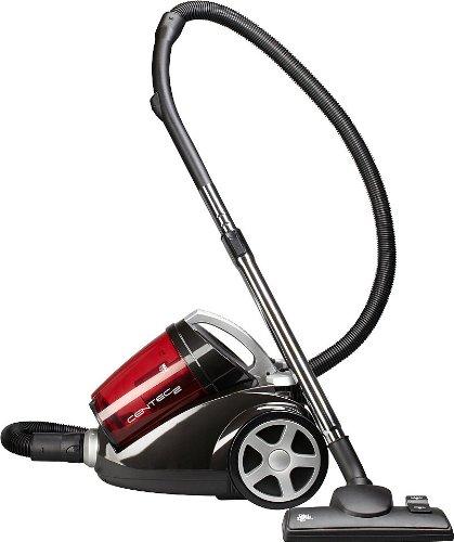 Dirt Devil M-2288-3 Centec - Aspirador sin bolsa, 2300 W, monociclónico, color negro y rojo