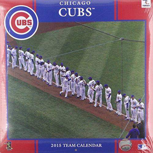 Chicago Cubs 2015 Calendar