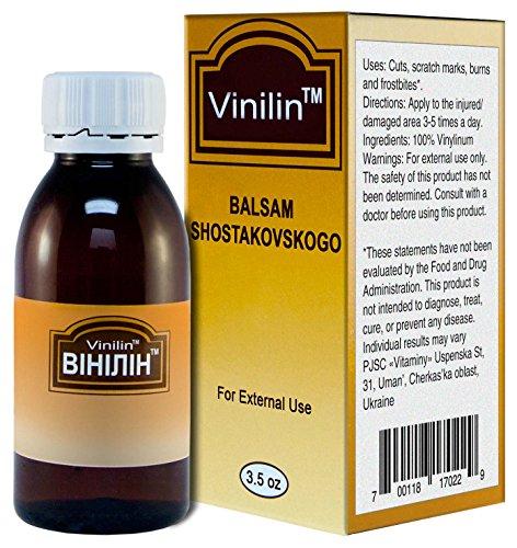 Vinilin (Shostakovsky Balsam) 100g/3.5 oz