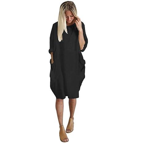 Vestido para mujer Sonnena ciudad estilo bolsillo damas equipage ...