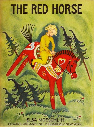 The Red Horse (Illustrated)