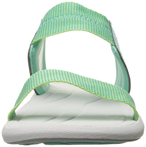Colombia Caprizee Atletische Sandaal Miami / Jade Lime