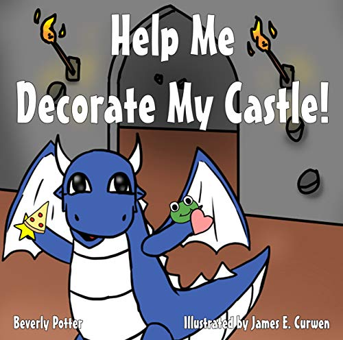 help me decorate my castle andrea pearson