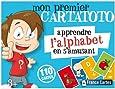 France Cartes - 410055 - Jeu de Cartes - Cartatoto Alphabet