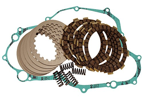 Outlaw Racing ORCKA15 Clutch Kit With Gasket For Suzuki LT-Z400 QuadSport Z ATV