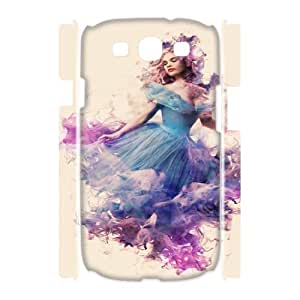 C-U-N6063259 3D Art Print Design Phone Back Case Customized Hard Shell Protection Samsung Galaxy S3 I9300