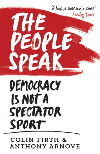 Spectator Collection - The People Speak: Democracy is not a Spectator Sport