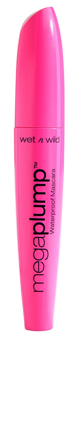 wet n wild Mega Plump Waterproof Mascara by Wet 'n' Wild B00CMG47MC