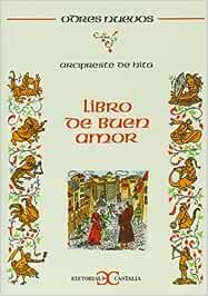 Libro de Buen Amor . (ODRES NUEVOS. O/N.): Amazon.es: Mª