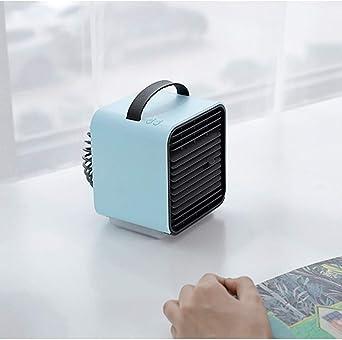Ventilador de aire acondicionado de iones negativos, enfriador de ...
