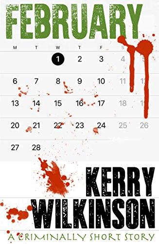 February calendar crime short story ebook product image