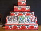 1989 Topps Traded Football Factory Complete Set (1-132) (Barry Sanders) Troy Aikman) (Derreck Thomas) (Frank Reich) (Jim Harbaugh) (Greg Lloyd) (Andre Rison) (Don Beebe) Rookie Cards
