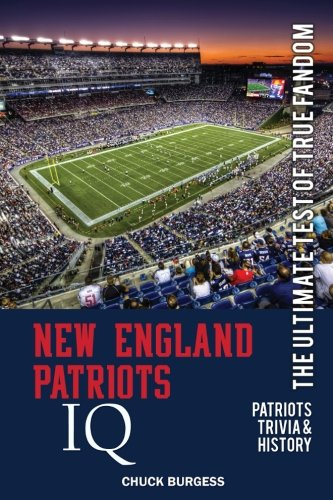 New England Patriots IQ Ultimate product image
