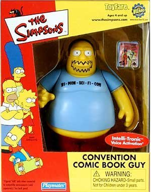 Simpsons Mail-In > Convention Comic Book Guy Action Figure]()