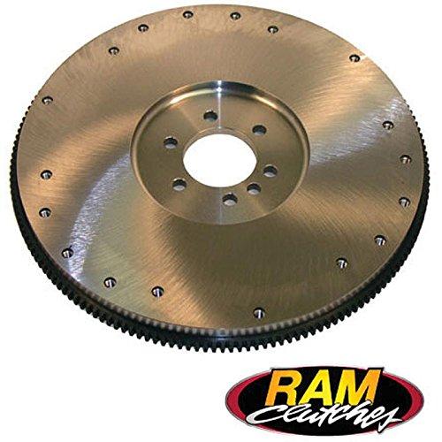 (Eckler's Premier Quality Products 25-263178 Ram Clutches, Flywheel, Billet Aluminum, 168 Tooth| Corvette -)
