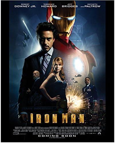 Iron Man Poster 8