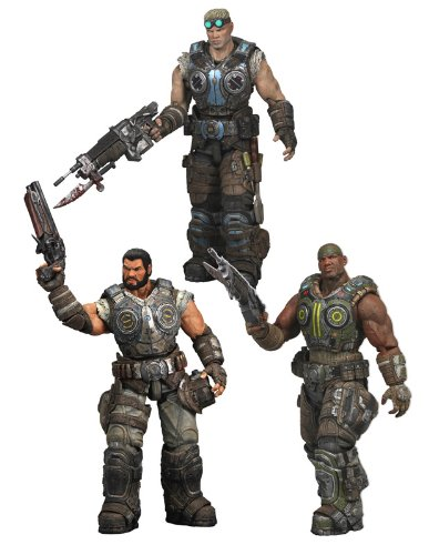 Gears Of War Costume Armor (Neca 7