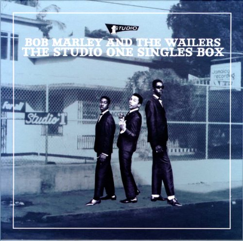Bob Marley and the Wailers - The Studio One Singles ()