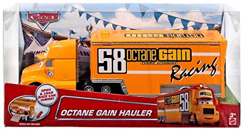Disney/Pixar Cars, Exclusive Octane Gain Hauler, 1:55 Scale - Exclusive Disney Pixar Cars