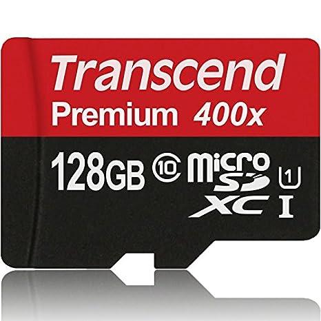 Transcend alta calidad 128 GB 64 GB tarjeta micro SD class10 ...
