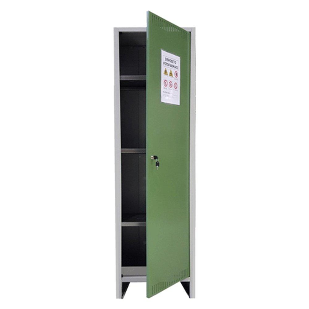 Armoire phytosanitaires 1anta cm 50x 40x 179H homologué stockage stockage sécurité