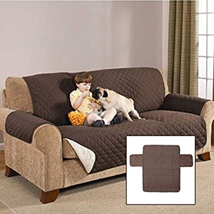 3 Seater Sofa Couch Cover Chair Throw Pet Dog Kids Mat Furniture Protector
