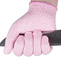 EVRIDWEAR Cut Resistant Gloves, Food Grade Level 5 Safety Protection Kitchen Cuts Gloves For cutting, Chopping, Fish Fillet, Mandolin Slicing and Yard-Work