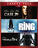 The Horror Pack Triple Feature (Cas
