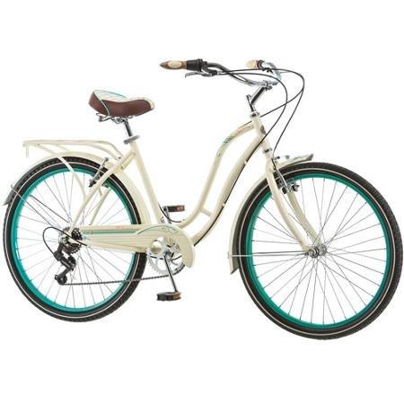 cf0f0f95112 26 Schwinn Fairhaven Women's 7-Speed Cruiser Bike, Cream by Scwinn:  Amazon.ca: Sports & Outdoors