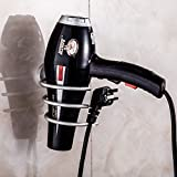 Aluminum Wall Mount Spring Style Hair Dryer
