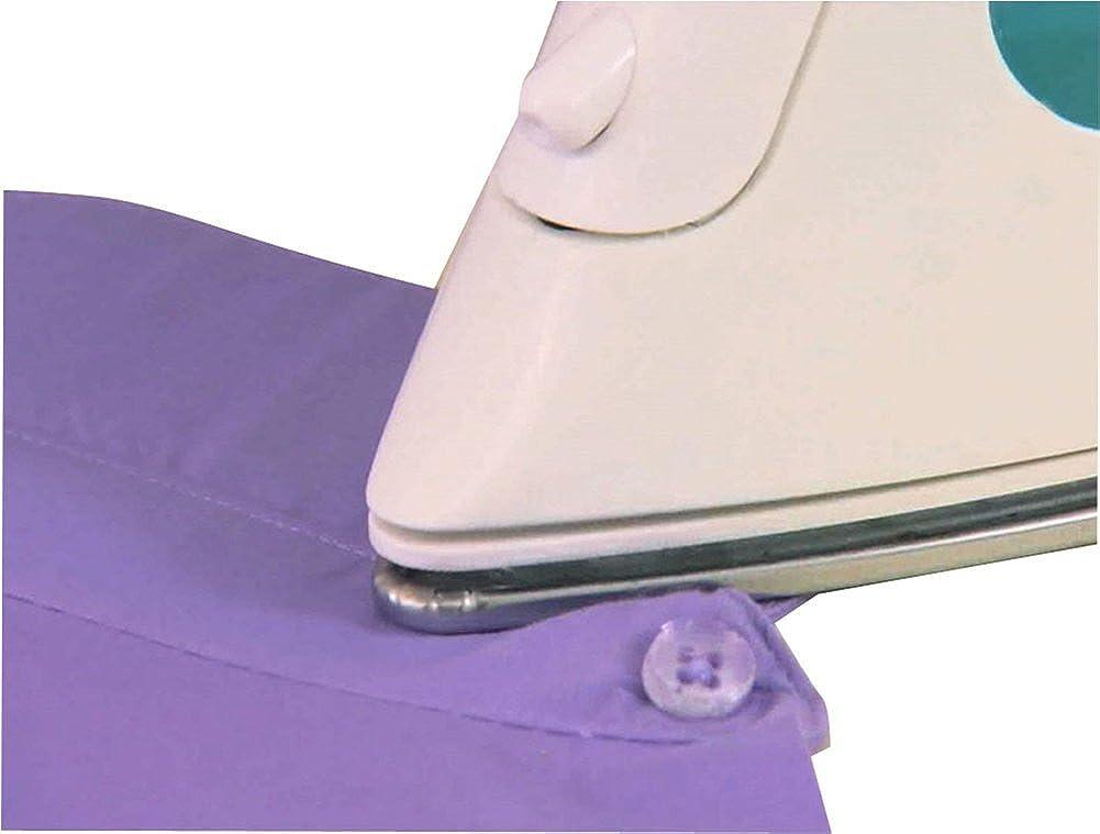 No Curl Collar Polo Shirt Collar Stays You Choose: Peel-/&-Stick Iron-on