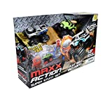 Maxx Action 4x4 Power Climbers 52-piece Super Stunt Arena Set