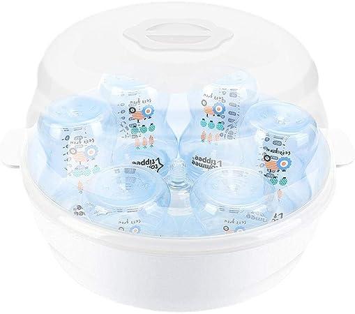 Steam Guard Electric Sterilizer Sterilize Baby/'s Bottles Bottle Feeding Warmers