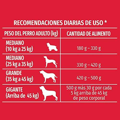 Dog Chow comida para Perros Adultos Medianos y Grandes con Extralife 7.5kg 7