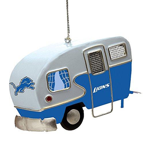 Detroit Lions Camper Ornament