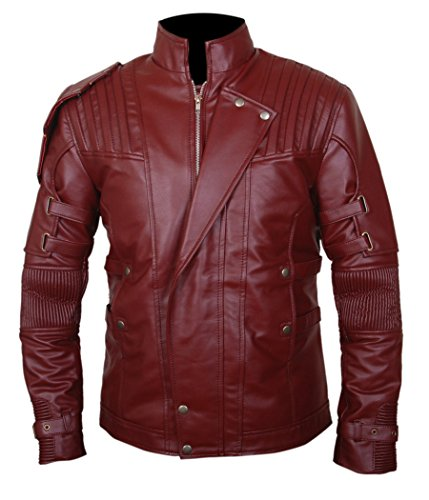 F&H Boy's Guardians of The Galaxy Vol 2 Chris Pratt Star Lord Jacket